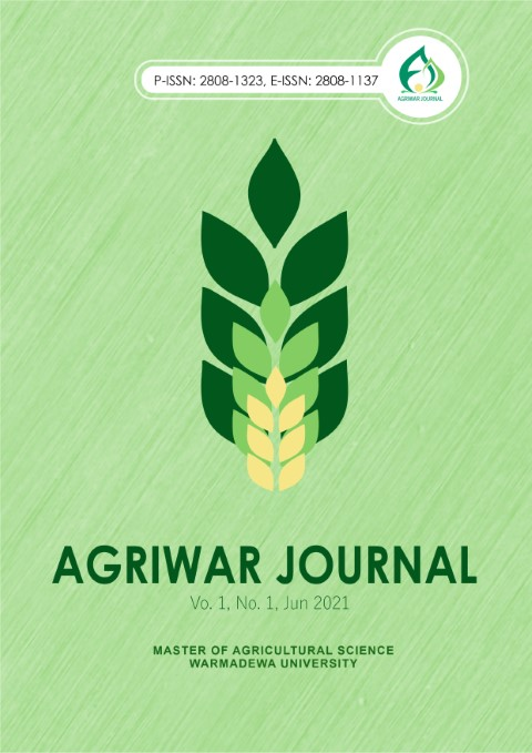 Agriwar Journal
